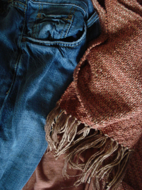 jeans scarf 1
