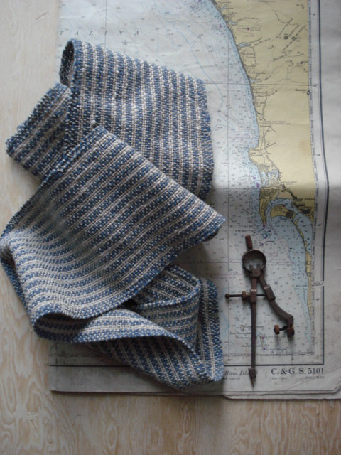 she was of the sea scarf 1